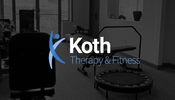 Inside of Koth Physical Therapy office