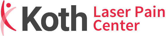 Koth Laser Pain Center Logo