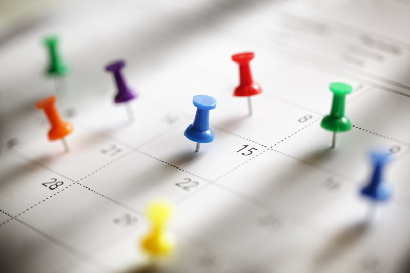 An integrated marketing strategy for small business helps build a timeline calendar.