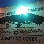 Beer Garden mural by Jesus Martinez