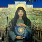 """The Center of It All"" Mural - Carrie and Jesus Martinez"