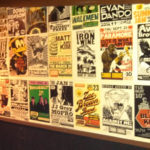 Vintage Flyer Wall