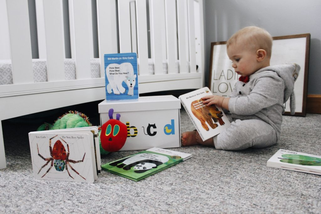 baby's first library