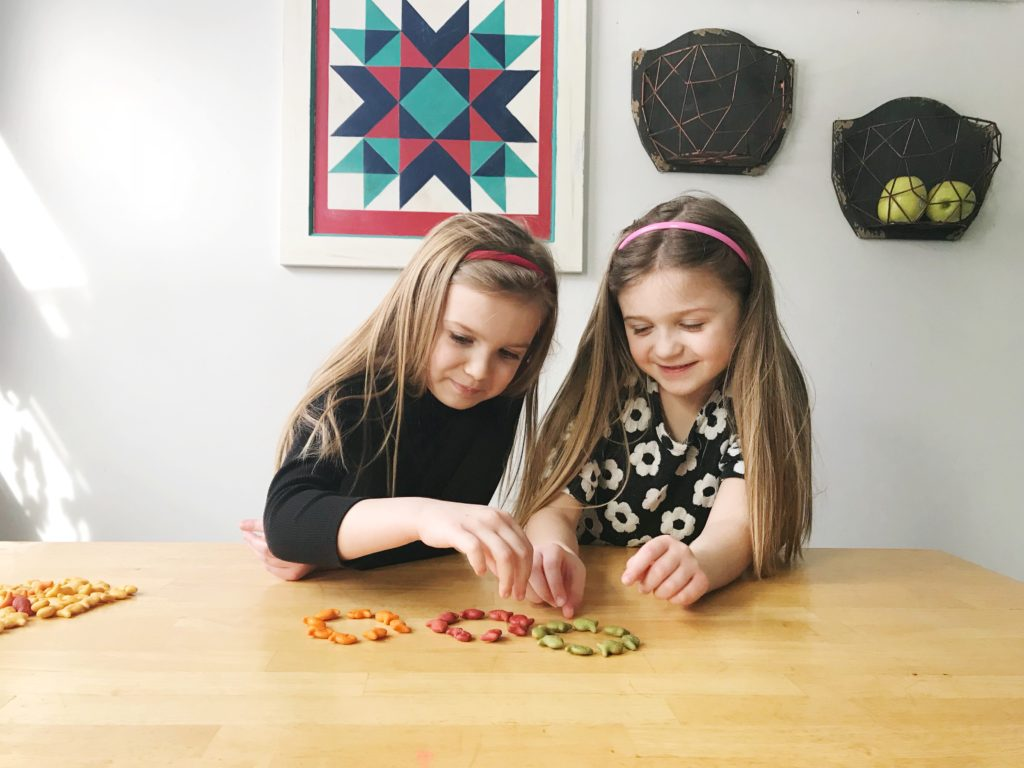 goldfish fun activity