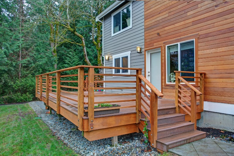 Fiber Cement and Wood Siding Options