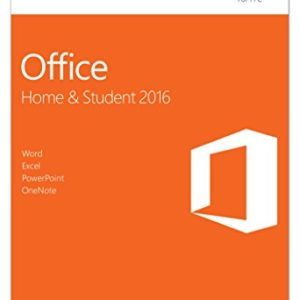 microsoft office professional 2016 vs home and student