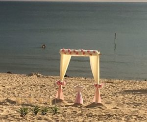 Grand Haven Barefoot wedding 2.1