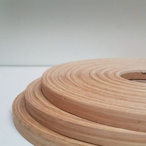 Carbonized bamboo wood veneer edgebanding