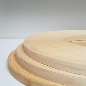 Natural bamboo wood veneer edgebanding