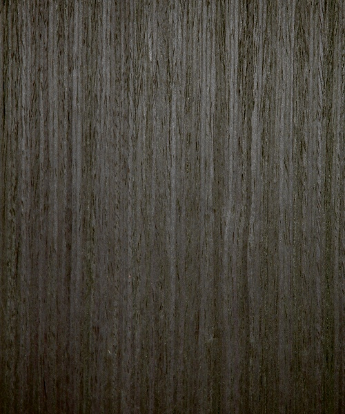 Black quarter cut ash wood veneer sample