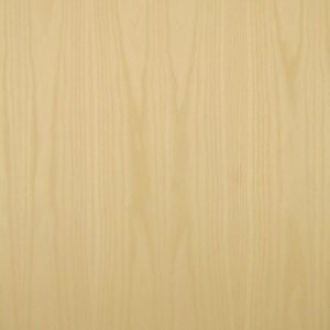 Flat cut ash wood veneer sample