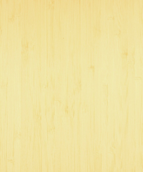 Natural vertical bamboo wood veneer sample
