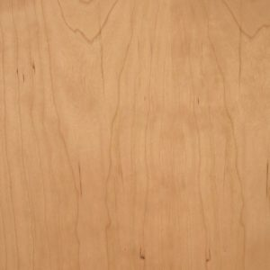 Cabinet grade cheery wood veneer sample