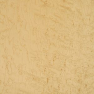 Birds eye maple wood veneer sample, medium figure