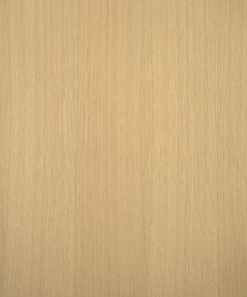 White oak wood veneer sample, rift cut