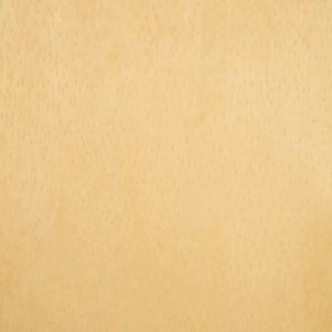Reconstituted birds eye maple wood veneer sample