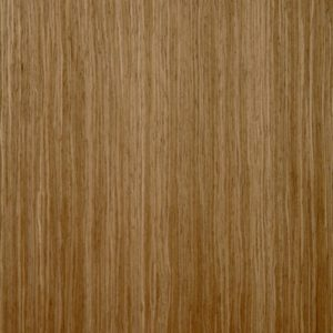 Reconstituted walnut wood veneer sample, quarter cut