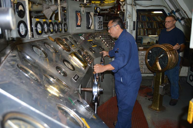 The Engine Department - Maritime Careers