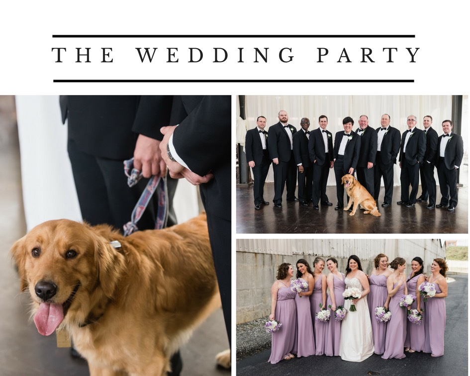 party at the limit band modern rustic wedding 4