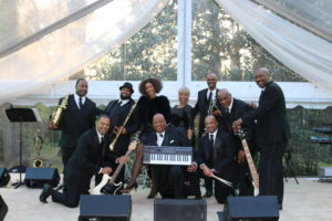 The #1 Party Band in the metro-Atlanta area- Infinity Show Band (10 pcs)!