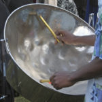 Steel Pan Drummer