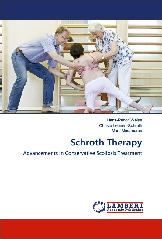 Schroth Therapy Book, Schroth Method Book