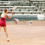scoliosis and tennis