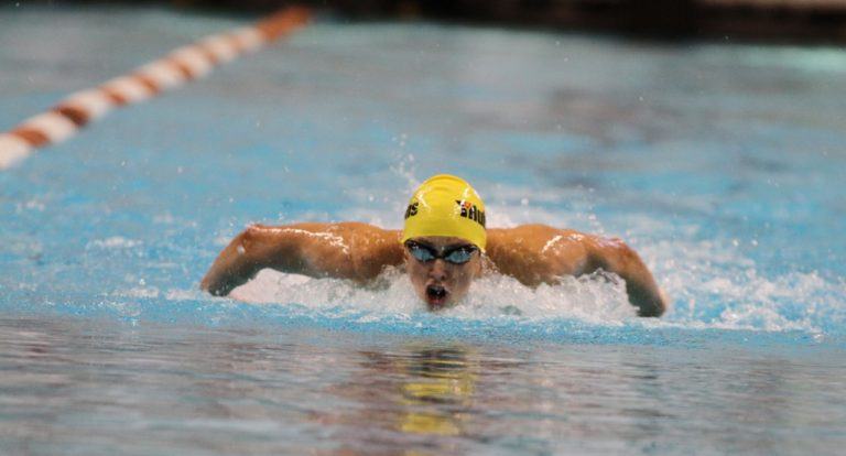 scoliosis and swimming