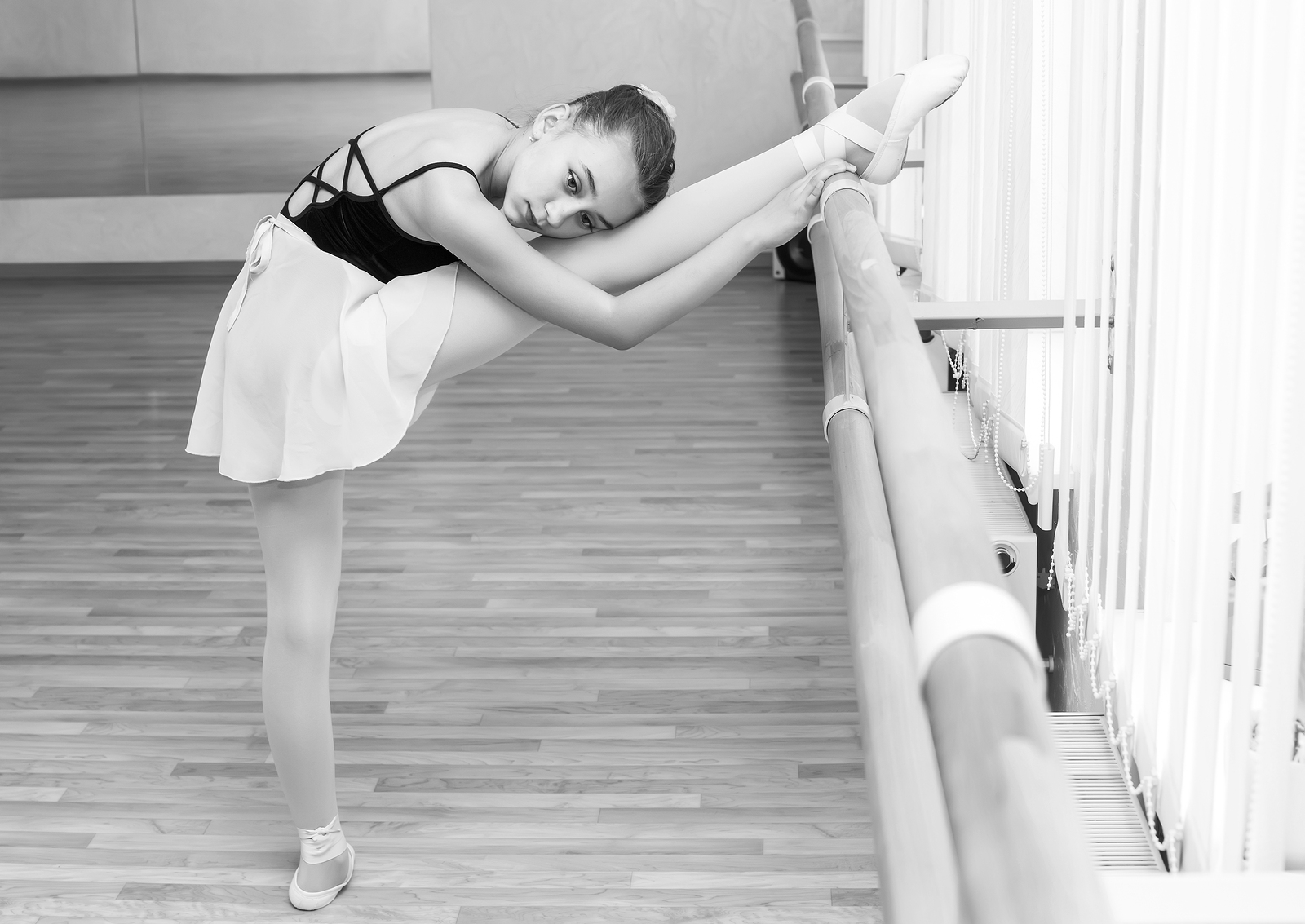 scoliosis and ballet